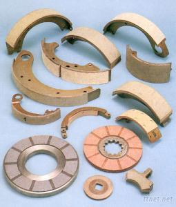 Brake Shoes and Disc