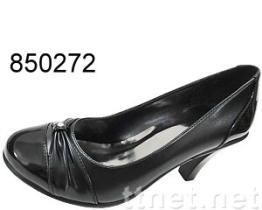 De Schoenen van dames