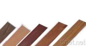 De permanente Nano VinylBevloering van Faux van de Tegel met Kleefstof