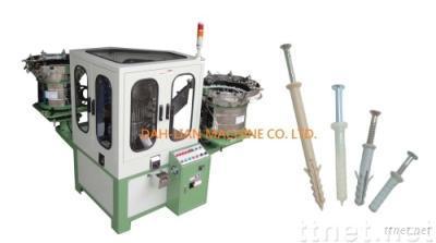 Screw & Nylon Anchor Assembly Machine
