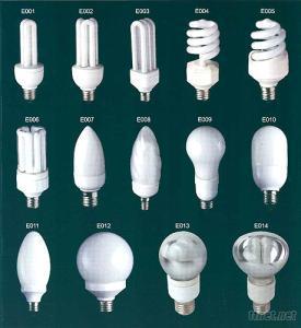 Compact Type Electric Energy Saving Lamp