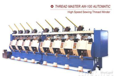 Thread Master AW-100 automatic high speed sewing thread winder