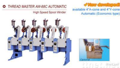 Thread Master AW-88C auto high speed spool winder