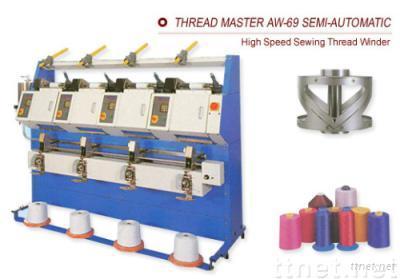 Thread Master AW-69 semi-auto high speed sewing thread winder
