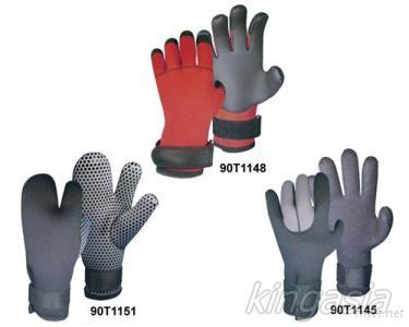 Neoprene Diving Gloves