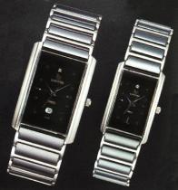 LB - 스위스 수정같은 세라믹 손목 시계