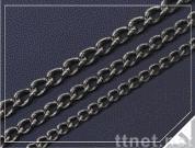 Stainless Steel Twist Link Chain-regular