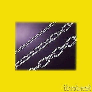 Short and Long Link Steel Chain