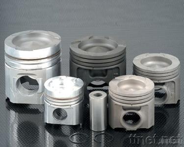 Pistons (Cast Iron & Aluminum)