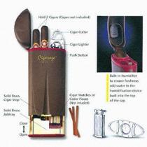 Pocket-sized Humidor