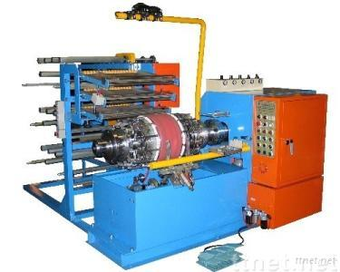STB Motorcycle Tire Automatic Building Machine