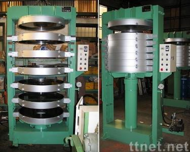 Five Layers Type MC Tire Auto-curing Press