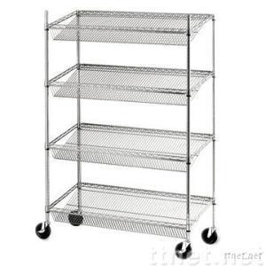 Metal Shelfing