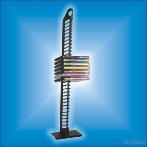 Metal DVD Tower
