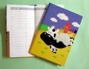 Het Boek van het Adres van de koe