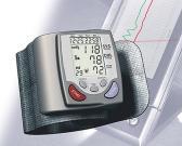 Tipo monitor del polso di pressione sanguigna