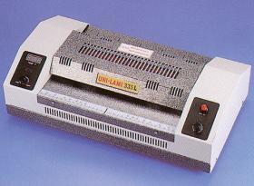ラミネータ機械