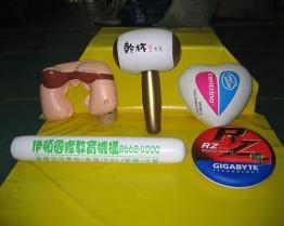 Produits gonflables en plastique