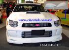 Subaru Impreza WRX Eyes Lines (ABS)