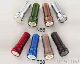 8 lampes-torches de puissance des PCs LED