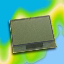 LCD für Nokia 6110/6150 Vorlage ohne Rahmen