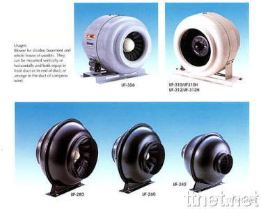 UFO Fan Series
