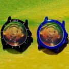 3-dimensionaal het Horloge van de Wijzerplaat