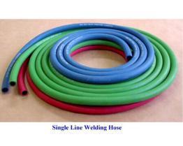 Singola linea tubo flessibile della saldatura