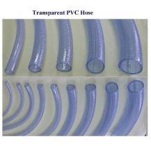 Tubo flessibile trasparente del PVC
