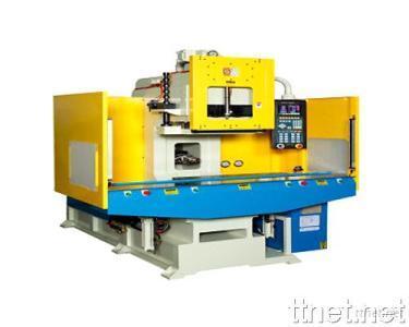 Vertical Plastic Injection Molding Machine