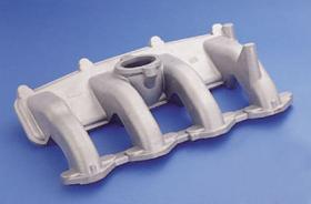Bastidor de la gravedad de la aleación de aluminio