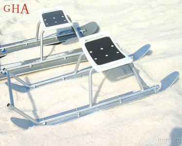 Snow Slide Car