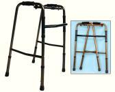 정지되는 걷는 원조 의자