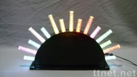 Esposizione della barra della bolla del LED