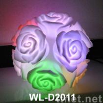 Esposizione di LED