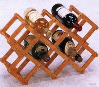 Elasticity Wine Rack