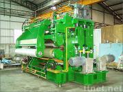 De productie lijn-ingang van de strook nivellerende machine