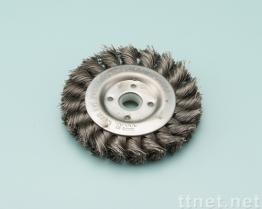 鋼鉄車輪のブラシ