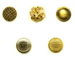 Кнопки с хвостовиком