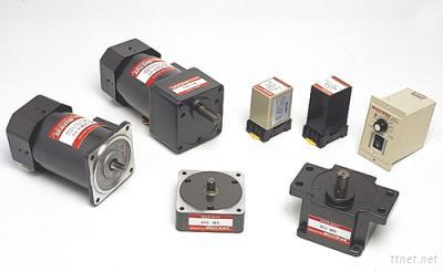 AC Induction Motor and Gear Reducer Motor