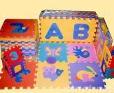 De kleurrijke Plastic Matten van EVA