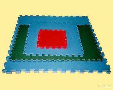 Color EVA Plastic Mats