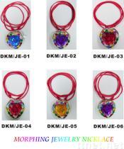 De Opvlammende Halsbanden van de Dag van de valentijnskaart