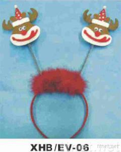 Christmas Flashing Headband