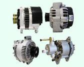 交流発電機および調整装置