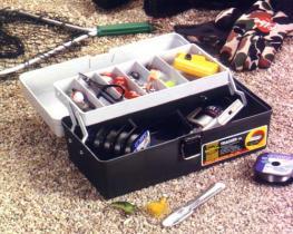 낚시 도구 상자