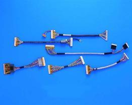 Connettori di JAE per il collegamento con il pannello dell'affissione a cristalli liquidi (1)