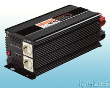 2000W DC-AC Power Inverter w/Battery Charger