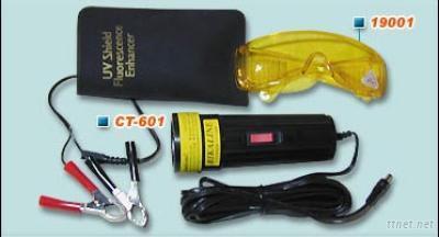 UV Leak Detection System
