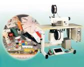Ultrasonic Lace Sewing Machine
